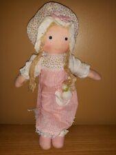 New ListingVintage Holly Hobbie's Friend Carrie Knickerbocker 1976 Kids Toy