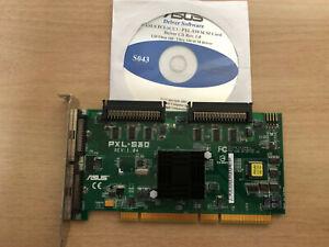 ASUS PLX-S30 PCI-X133 U320 - SCHEDA CONTROLLER – 2 CANALI SCSI