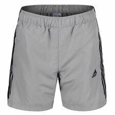 Adidas hombre Essentials 3s Chelsea pantalones cortos XL grises