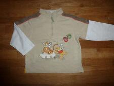 Sweat-Shirt mit Winnie Pooh, Tigger, Disney, Gr. 86, v. C&A, für Jungs, Jungen