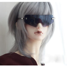 Black Round Sunglasses glasses For 1/3 24in SD 70CM SD17 AOD LUTS DK BJD Doll