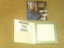 Madonna promo Ceramic Tile from Music Cd (2000) w/cardboard case Nm tile,Vg case