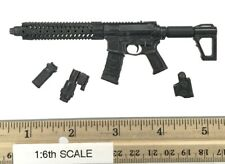 ThreeZero The Walking Dead Gleen Rhee Rifle (AR-15) 1:6th Scale Accessory