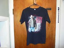 Jason Aldean : 2012 World Tour T Shirt Black Small ( S )