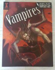 Draw & Paint Fantasy Art Vampires by Scott Purdy - 035313648960