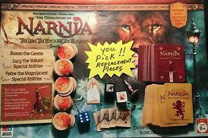 Chronicles of Narnia Game Replacement Pieces You Pick 2005 Free Shipping