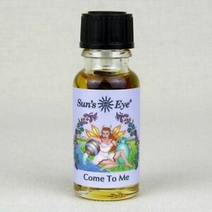 Come To Me Oil~ Sun's Eye