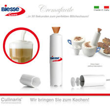 Biesse Casa - Cremafacile - Milk Frother Wood 4867
