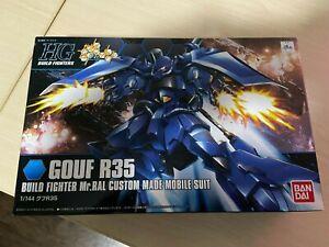 Bandai HGBF 1/144 Gouf R35 Plastic Model