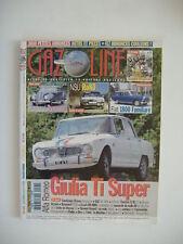 GAZOLINE n°127 ALFA GIULIA Ti SUPER-NSU Ro80-FIAT 1800 FAMILIARE-PANHARD DYNAMIC