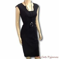 Country Road Wiggle/Pencil Solid Dresses for Women