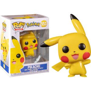 Pokemon Pikachu (wave) #553 - New Funko POP! vinyl Figure (RS)