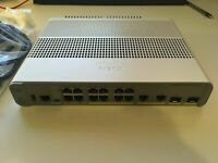 Cisco Catalyst 3560-CX 12-Port Ethernet Switch WS-C3560CX-12PC-S