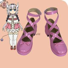 Miss Kobayashi's Dragon Maid Kamui Kanna Shirt Dress Uniform Cosplay Costumes