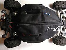Shroud Dust Cover Traxxas Slash 4x4 by Extreme Racing Black COLOR Zipper