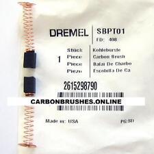 DREMEL vera Carbonio Spazzole per la versione 6000 ORBITALE LEVIGATRICE parte 2 615 298 790