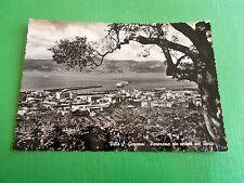 Cartolina Villa San Giovanni - Panorama con veduta del Porto 1960 ca