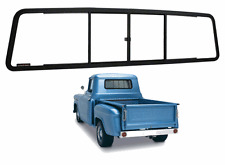 CRL Duo-Vent Four Panel Slider Clear Glass 67-72 Small Window GMC/Chevy Truck