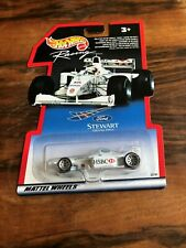 Ford Stewart Grand Prix Hot Wheels Car 1999