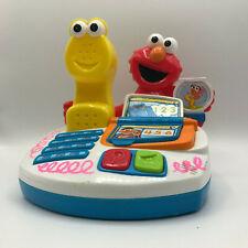 Sesame Street Workshop Elmos World Talking Phone Pretend Play Toy Mattel 2007