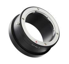 C/Y-NZ Objektivadapter Contax Yashica C/Y Objektiv an Nikon Z Kamera Z6 Z7 Adapt