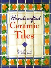 Handcrafted Ceramic Tiles by Janis Fanning and Mike Jones Illustrated Free Ship