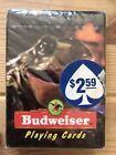 BUDWEISER FROG PLAYING CARDS 1996 ANHEUSER BUSCH Wassup Bud Light Sealed Vintage