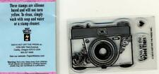 Hot Off the Press - Clear Stamps - Camera