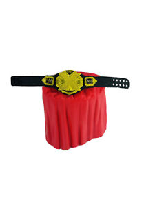 WWE Mattel NXT Heavyweight Title Belt Action Figure Accessory Elite