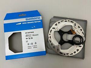 Shimano Deore XT RT-MT800-S (EXT) Center Lock Disc Brake Rotor-160mm