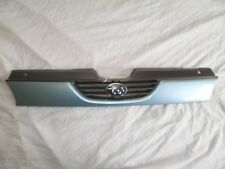 Subaru Impeza 93-94 - GRILL. Black/Blue. Good condition. With badge.