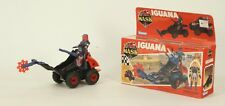 M.A.S.K. By Kenner 1987 Iguana & Lester Sledge With Original Box  Mask