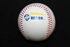 Vintage Original Logo Yakima Bears NWL MiLB Souvenir Baseball