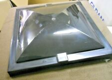 RV TINTED VENT UNIVERSAL LID COVER VENTLINE