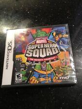 Marvel Super Hero Squad Infinity Gauntlet Nintendo DS