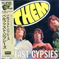 BELFAST GYPSIES-S/T-JAPAN MINI LP CD BONUS TRACK C94