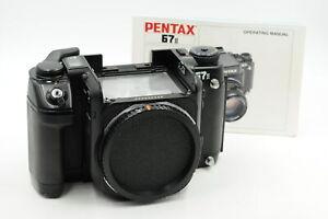 Pentax 67 II Medium Format SLR Film Camera Body 6x7 #228