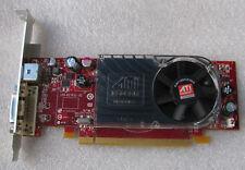 Genuine ATI RADEON DUAL DISPLAY 462477-001 HD2400XT PCIe Windows XP Vista