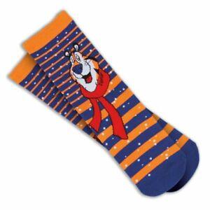 Kellogg's Tony The Tiger Socks- New in Package