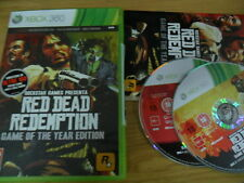 JUEGO XBOX 360 RED DEAD REDEMPTION GOTY XBOX 360