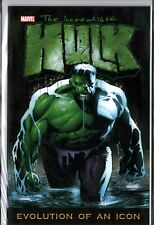 INCREDIBLE HULK: EVOLUTION of an ICON #1 Marvel Legends  VF+ (8.5)