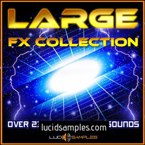 Large Fx Collection – Over 2000 Unique Sound Effects