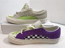 Vans Vault LX V-OG Lampkin Sneaker Palm Hemp Leafs Checker Stripes Men's 10.5