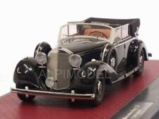 Mercedes 770 Cabriolet D open 1938 Black 1:43 MATRIX MX41302-121