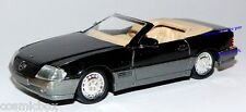 SOLIDO voiture MERCEDES 500SL de 1989 automobile little car Kleines auto coche