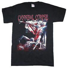 CANNIBAL CORPSE band official merch t-shirt DEATH METAL alternative fashion S