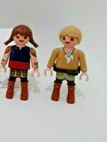 Playmobil Dragons Niños vikingos Wikingerkinder Viking kids 70457