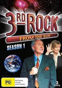 3rd Rock From The Sun : Season 1 (DVD, 2011, 3-Disc Set)  Region 4