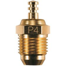 O.S. Speed P4 Gold Super Hot Plug - OSM71642730