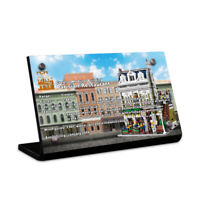 Display plaque for LEGO Parisian Restaurant 10243(Top Rated Seller)
